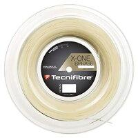 テクニファイバー(Tecnifibre) X-ONE BIPHASE ゲージ1.24mm ナチュラル