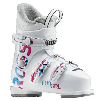 ROSSIGNOL ロシニョール ジュニア キッズ スキーブーツ  2019 FUN GIRL J3 ファンガール J3  SA