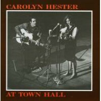 Carolyn Hester / At Town Hall - Germany 輸入盤