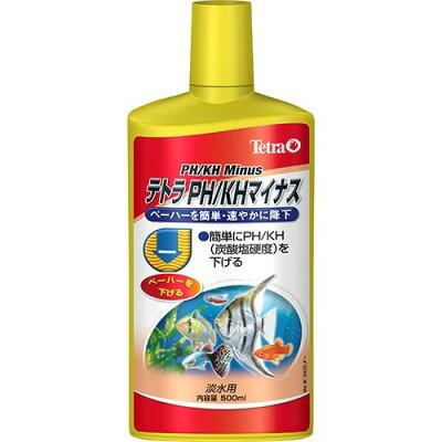 テトラ PH/KHマイナス 淡水用(500ml)