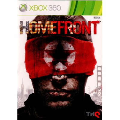 XBOX360ソフト アジア版 Homefront
