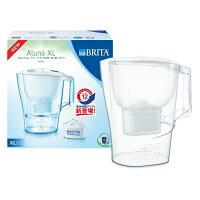 ブリタ ポット型浄水器(全容量3.5L) アルーナ XL BJ-NAL