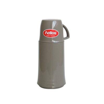 Helios helios ヘリオス 卓上用魔法瓶 エレガンス 250ml ウォームグレイ 544184