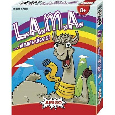 ラマ メビウスゲームズ カードゲーム