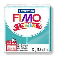 ステッドラー CLAY FIMO オーブンクレイ フィモ キッズ ターコイズ 8030-39