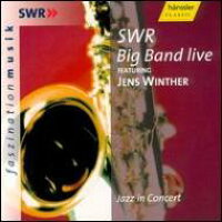 Swr Big Band / Jens Winther / Live Featuring Jens Winther , Jazz In Concert 輸入盤