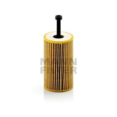 mann-filter マンフィルター 輸入車用 オイルフィルター/オイルエレメント hu