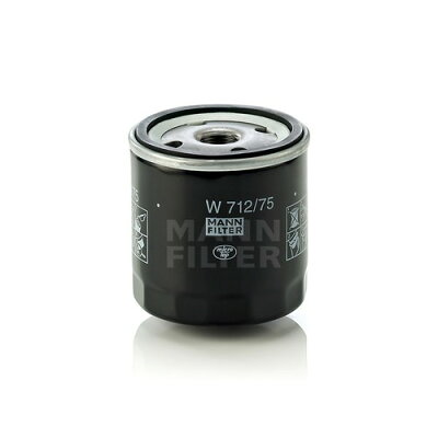 MANN オイルフィルター W 712/75 (オペル/アストラ) XK161・XK181・AH04Z