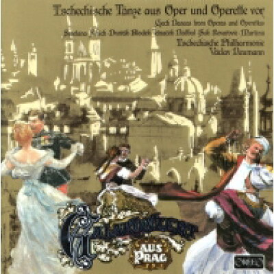 Czech Dances From Opera & Operetta: Neumann / Czech Po