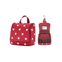 reisenthel toiletbag トイレットバッグ RUBY DOTS 化粧ポーチ