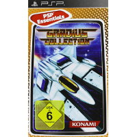 Konami Gradius Collection : 欧州 Essentials Sony PSP