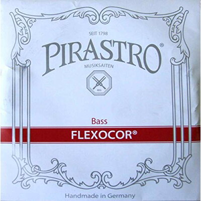 PIRASTRO Bass FLEXOCOR 341320 A線 コントラバス用弦