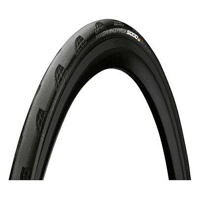 Continental コンチネンタル Grand Prix 5000 クリンチャー ブラック グランプリタイヤ 25-622 700x23C 700x25C