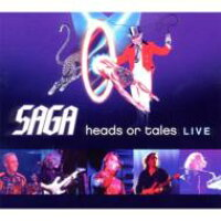 Saga サーガ / Heads Or Tales: Live 輸入盤