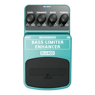 BEHRINGER / ベリンガー BASS LIMITER ENHANCER BLE400 エフェクター / BEHRINGER