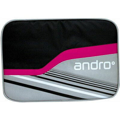 andro アンドロ 卓球バッグ&ケース ANDRO SQ CASE アンドロ エスキューケース ピンク