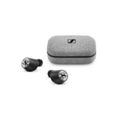 SENNHEISER 完全ワイヤレス Bluetoothイヤホン M3IETW BLACK