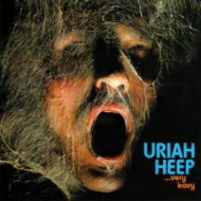 Uriah Heep ユーライアヒープ / Very 'eavy, Very 'umble 輸入盤