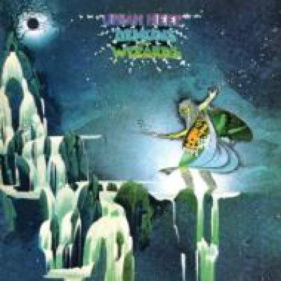 Uriah Heep ユーライアヒープ / Demons & Wizards 輸入盤