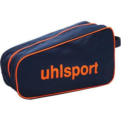 ウールシュポルト uhlsport サッカー ゴールキーパーバッグ ネイビー×フローレッド 1004267 01