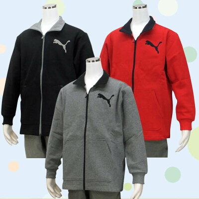 プーマ スウェットジャケット 822845 色 : 04MEDIUM GRA サイズ : 140
