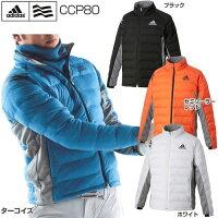アディダス ゴルフウェア CCP80 JP CP warmliteストレッチ ジャケット メンズ