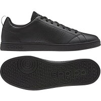アディダス adidas ネオ NEO VALCLEAN2 ブラック/リード F99253