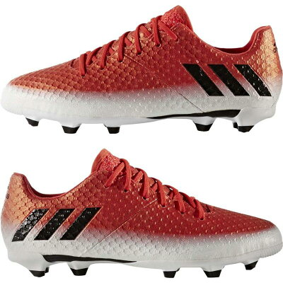 adidas アディダス メッシ 16.1 FG/AG J BA9142  22.5cm