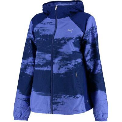 PUMA プーマ NOCTURNAL Tricot lined JK_W XL Blue Depths