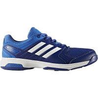 adidas/アディダス BY2448 ハンドボールシューズ ESSENCE ミステリーインク×ランニングホワイト×ブルー
