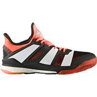 adidas/アディダス BY2521 ハンドボールシューズ STABIL X ソーラーレッド×ランニングホワイト×コアブラック