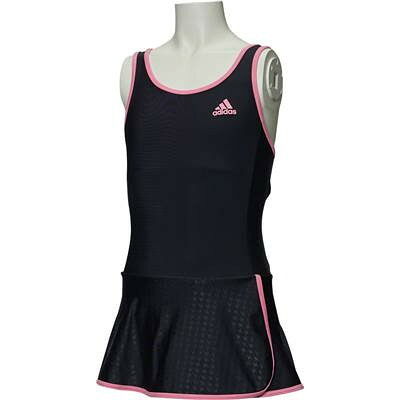 adidas  GIRLS スカート付きワンピース(キッズ/子供用) BS4815  J130