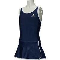 adidas アディダス GIRLS スカート付きワンピース(キッズ/子供用) BS4813  J140