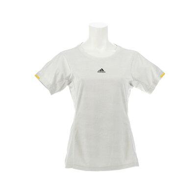 adidas アディダス WOMENS CLUB ジャガードTシャツ BS0181  M