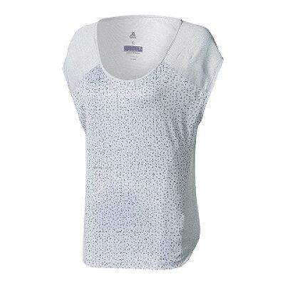 adidas アディダス snova TOKYO フレア-TシャツW BR0842  XS