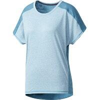 adidas  W M4Tトレーニング KNITフレンチスリーブTシャツ CD4454  L