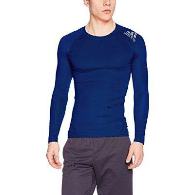 adidas アディダス ALPHASKIN TEAM ロングスリーブTシャツ CD7176  M