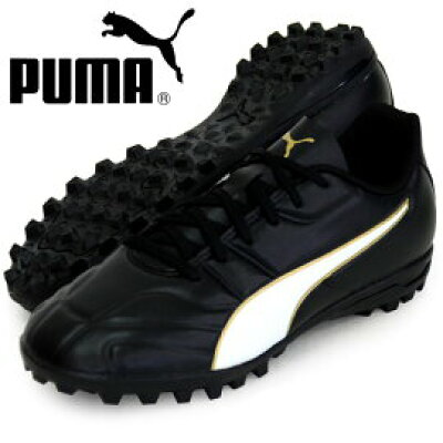 PUMA プーマ Classico C II TT Jr 22.5 Puma Black-Puma White-Gold