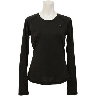 プーマ LS_Tシャツ_W 517660 色 : 04PUMA_BLACK サイズ : S