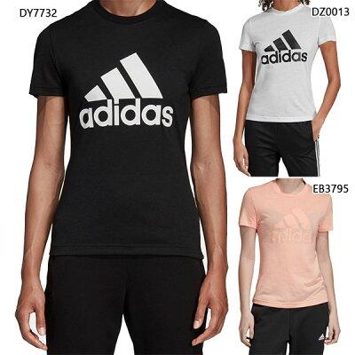 adidas アディダス マストハブ バッジ オブ スポーツ Tシャツ (Must Haves Badge of Sport Tee) DZ0013  XS