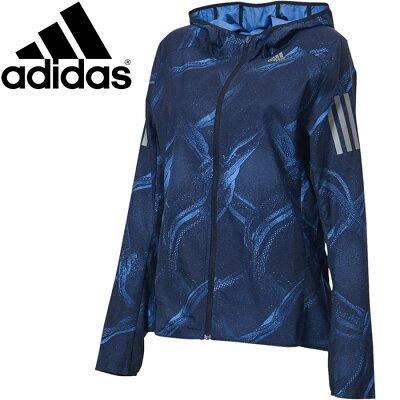 adidas アディダス オウン ザ ラン グラフィック ジャケット (OWN THE RUN GRAPHIC JACKET) DZ2011  S