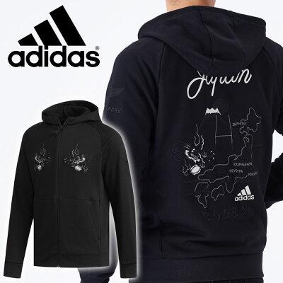 adidas アディダス オールブラックス スウェットシャツ / All Blacks Sweatshirt ED0973  XS