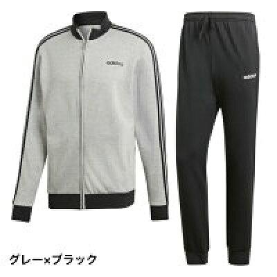 SSK adidas CMAT M CO 3ST SWトラックスーツ 品番:FRV75 カラー:ミディアムグレイヘザー/ブラック DV2444 サイズ:J/S