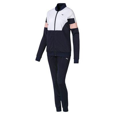 プーマ PUMA レディース トレーニングスーツ ピーコート 844169 06