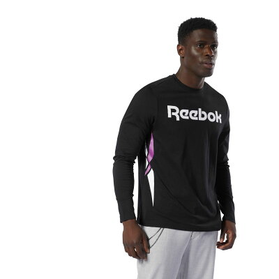 Reebok リーボック CL ベクター ロングスリーブ Tシャツ DX3839  XS