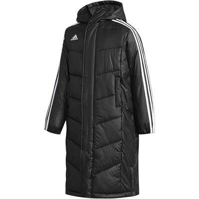 adidas 83_KIDS_ESSパデッドロングコート FVW50 色 : ブラック サイズ : J150