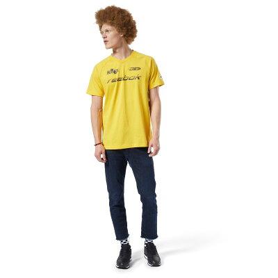 Reebok リーボック CL A ラグラン Tシャツ EC4570  XS