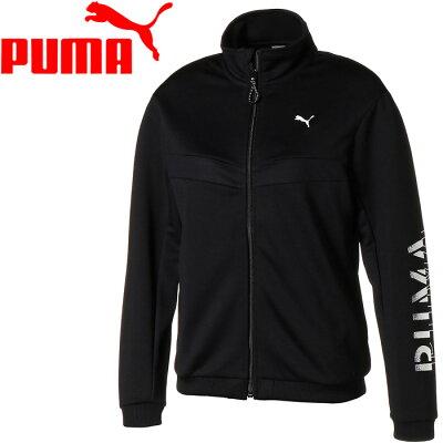 PUMA プーマ Feel It Training Jacket S Puma Black