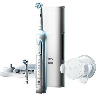 ブラウン オーラルB 電動歯ブラシ ジーニアス9000 ホワイト D7015256XCTWH(1セット)