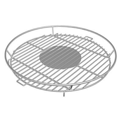バーベキューコンロ 無煙炭火バーベキューコンロ ロータスグリル専用 グリル網